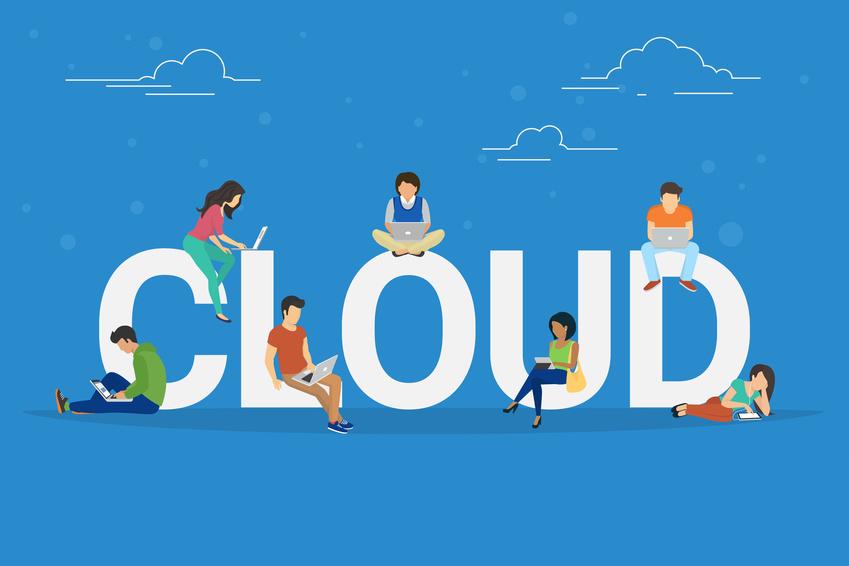 Was ist eine Cloud? Cloud Computing erklärt.  Eigene Cloud einrichten